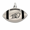 Bucknell Bison Football Charm