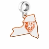 Buffalo State Bengals Logo Dangle Charm