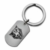 Buffalo State Bengals Stainless Steel Key Ring