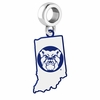 Butler Bulldogs Logo Dangle Charm