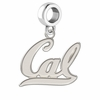 California Berkeley Golden Bears Dangle Charm