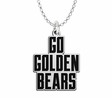 California Berkeley Golden Bears Spirit Mark Charm