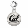 California Round Dangle Charm