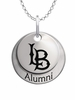 Califronia State Long Beach 49ers Alumni Necklace