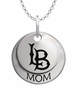 Califronia State Long Beach 49ers MOM Necklace
