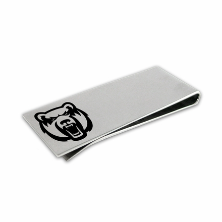 Central Arkansas Bears Money Clip
