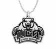 Central Arkansas Bears Spirit Mark Charm