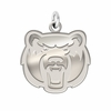 Central Arkansas Bears Natural Finish Charm