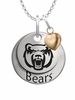 Central Arkansas Bears with Heart Accent