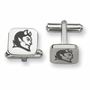 Central Connecticut Blue Devils Stainless Steel Cufflinks
