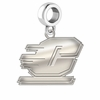 Central Michigan Chippewas Dangle Charm