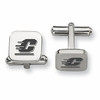 Central Michigan Chippewas Stainless Steel Cufflinks