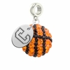 Charleston Cougars Crystal Drop Charm