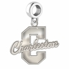 Charleston Cougars Dangle Charm