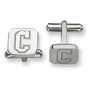 Charleston Cougars Stainless Steel Cufflinks