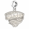 Christopher Newport Captains Dangle Charm