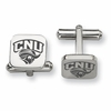 Christopher Newport Captains Stainless Steel Cufflinks