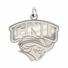 Christopher Newport Captains Natural Finish Charm