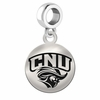 Christopher Newport Round Dangle Charm