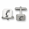 Cincinnati Bearcats Stainless Steel Cufflinks