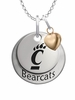 Cincinnati Bearcats with Heart Accent