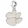 Clemson Tigers Dangle Charm