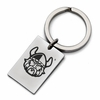 Cleveland State Key Ring