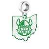 Cleveland State Vikings Logo Dangle Charm