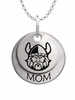 Cleveland State Vikings MOM Necklace