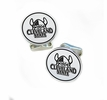 Cleveland State Vikings Sterling Silver Cufflinks