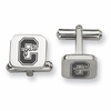 Colgate Raiders Stainless Steel Cufflinks