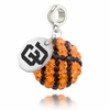 Colorado Buffaloes Crystal Drop Charm