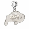Colorado Buffaloes Dangle Charm