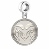 Colorado State Rams Dangle Charm