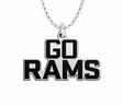 Colorado State Rams Spirit Mark Charm