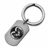 Colorado State Rams Stainless Steel Key Ring