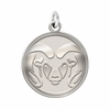 Colorado State Rams Natural Finish Charm