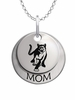 Columbus State Cougars MOM Necklace