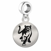 Columbus State Round Dangle Charm