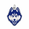 Connecticut Huskies Logo Charm