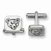 Cornell Big Red Stainless Steel Cufflinks