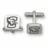 Creighton Bluejays Stainless Steel Cufflinks