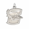 Creighton Bluejays Natural Finish Charm