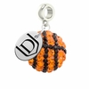 Davenport Panthers Crystal Drop Charm