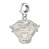 Davenport Panthers Natural Finish Dangle Charm