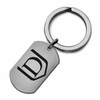 Davenport Panthers Stainless Steel Key Ring