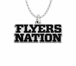 Dayton Flyers Spirit Mark Charm