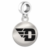 Dayton Round Dangle Charm