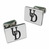 Delaware Blue Hens Sterling Silver Cuff Links