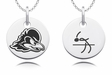 Delaware Blue Hens Track & Field Charm